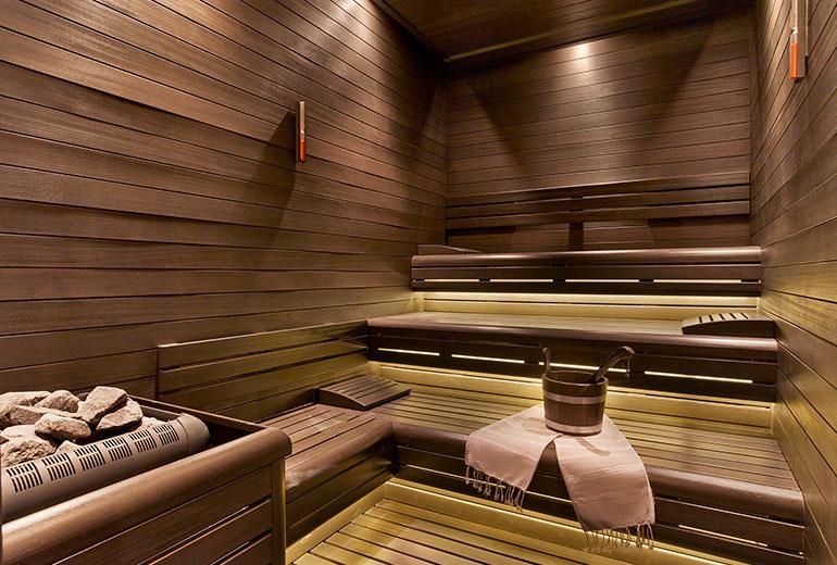 St. Regis Istanbul Sauna