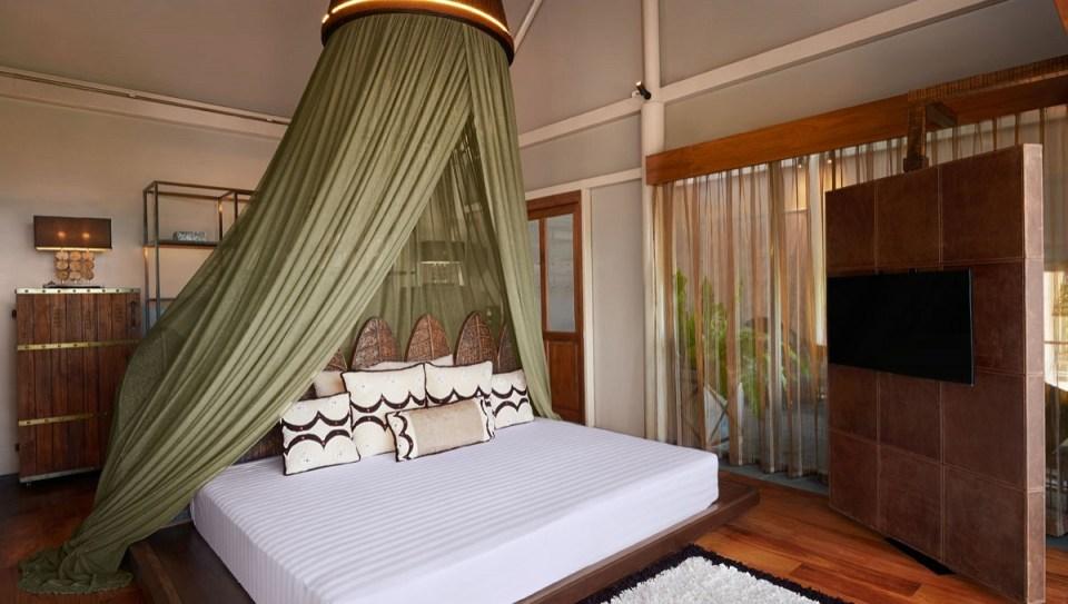 Keemala Phuket Tent Pool Villa