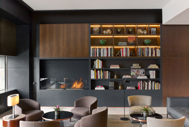 St. Regis Istanbul The Library