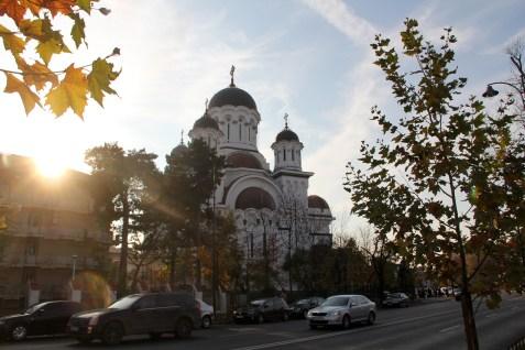 Basilica in Bucharest