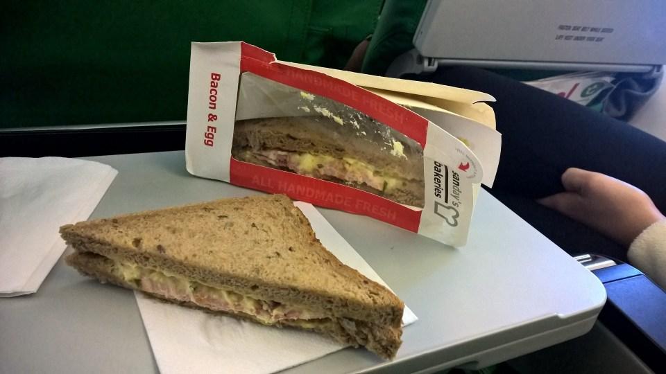 Transavia Food