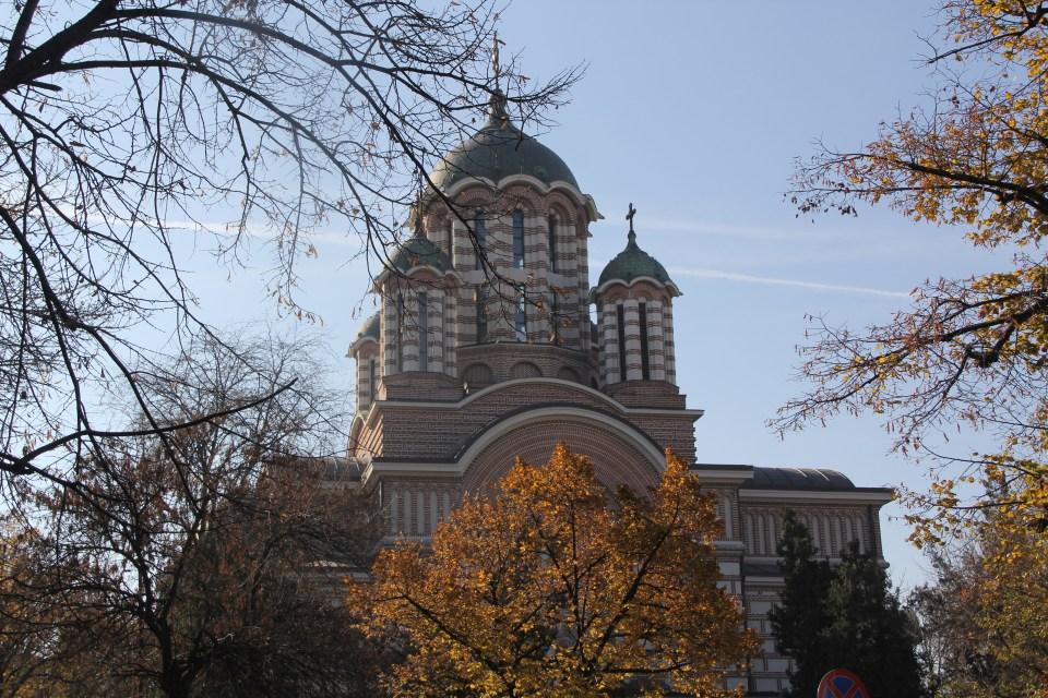 Church in Bucharest