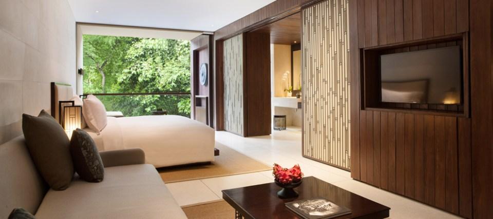 Alila Seminyak Bali Deluxe Garden Suite