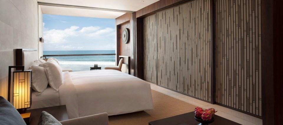 Alila Seminyak Bali Deluxe Ocean Suite