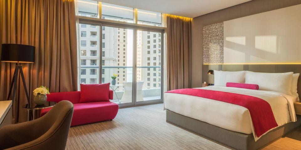 InterContinental Dubai Marina Executive Room