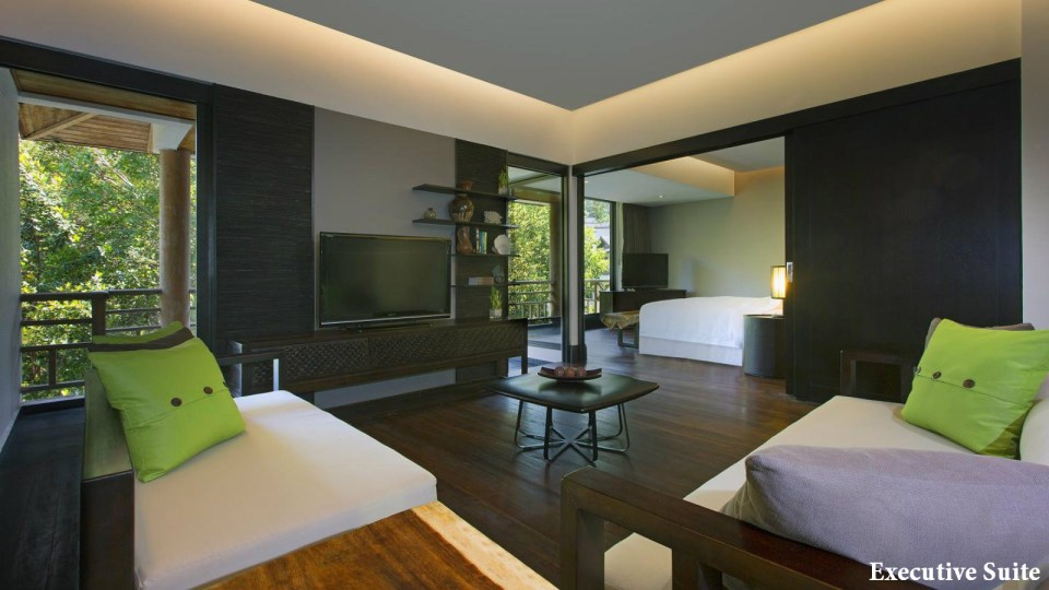 The Andaman Langkawi Executive Suite
