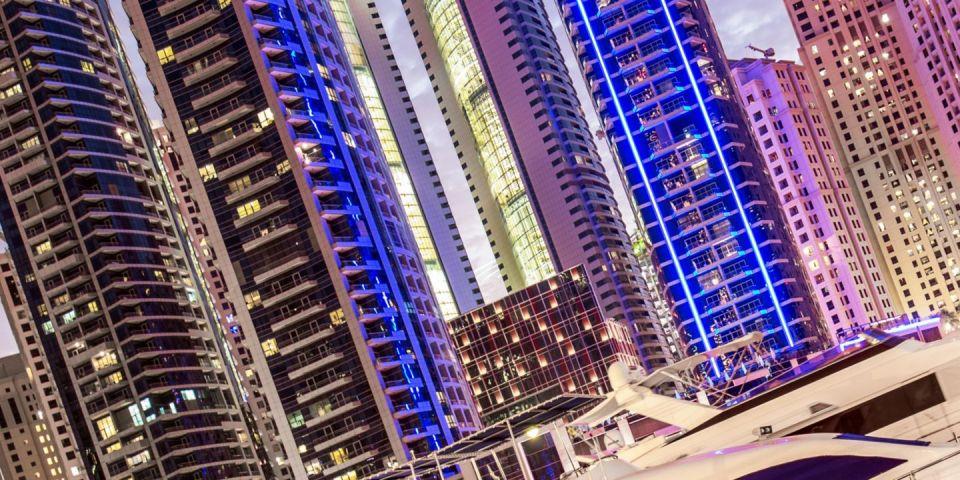 InterContinental Dubai Marina Exterior