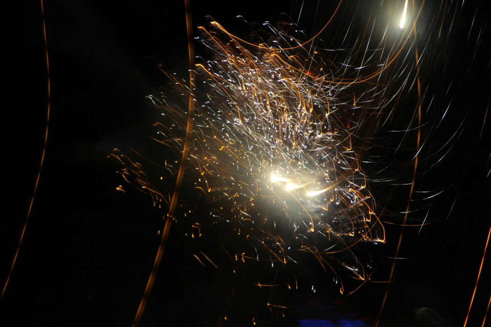 New Year's Eve Firework