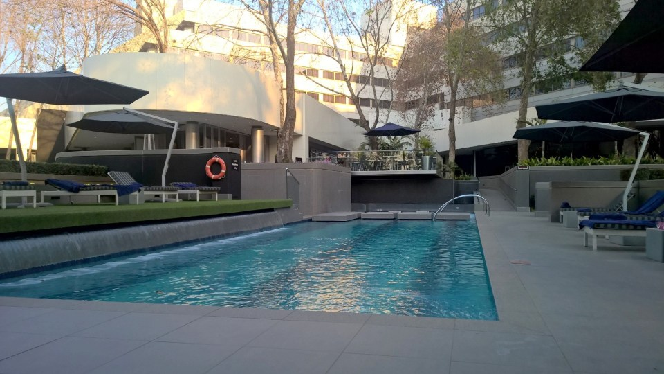 The Maslow Sandton Pool