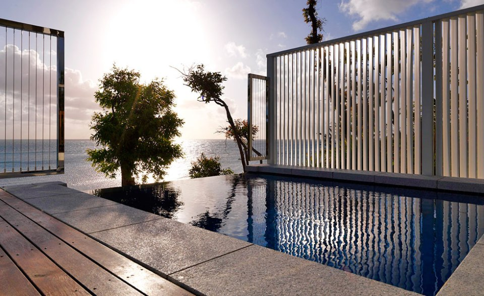 Lizard Island Sunset Point Plunge Pool Villa