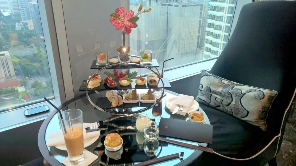 Afternoon Tea Okura Prestige Bangkok