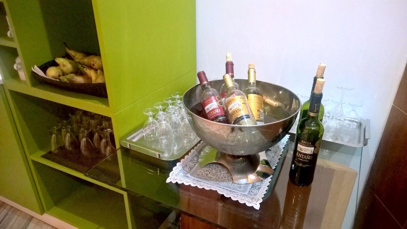 Sala VIP Montana Rojo Tenerife Buffet