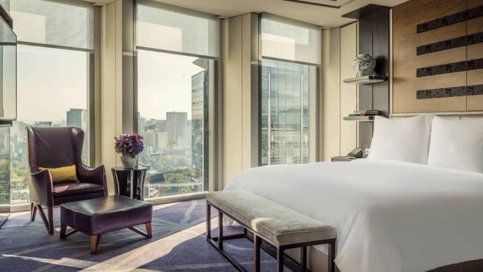 Four Seasons Seoul Ambassador One Bedroom Suite