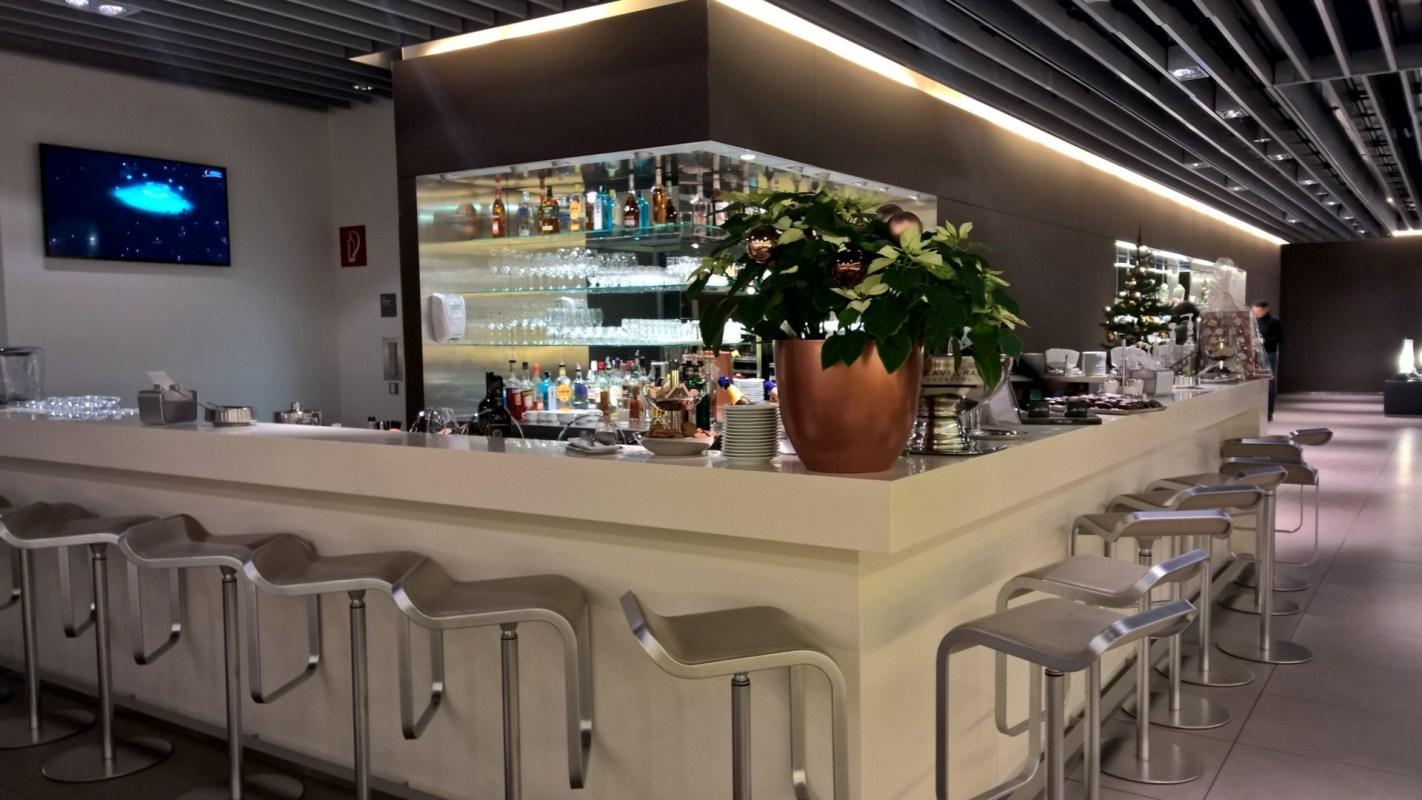 Lufthansa Senator Lounge II Munich