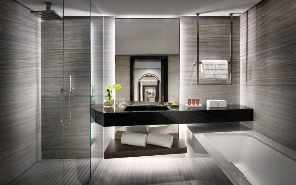 Atlantis by Giardino Zurich Bathroom