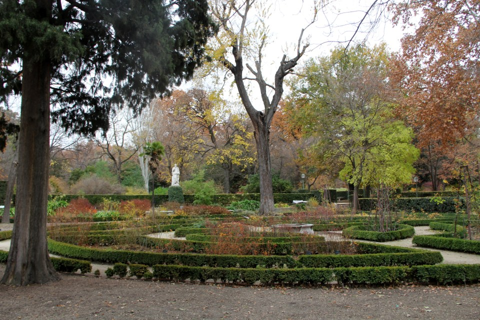 Botanical Garden Madrid