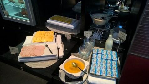 Sofitel Brussels Europe Breakfast