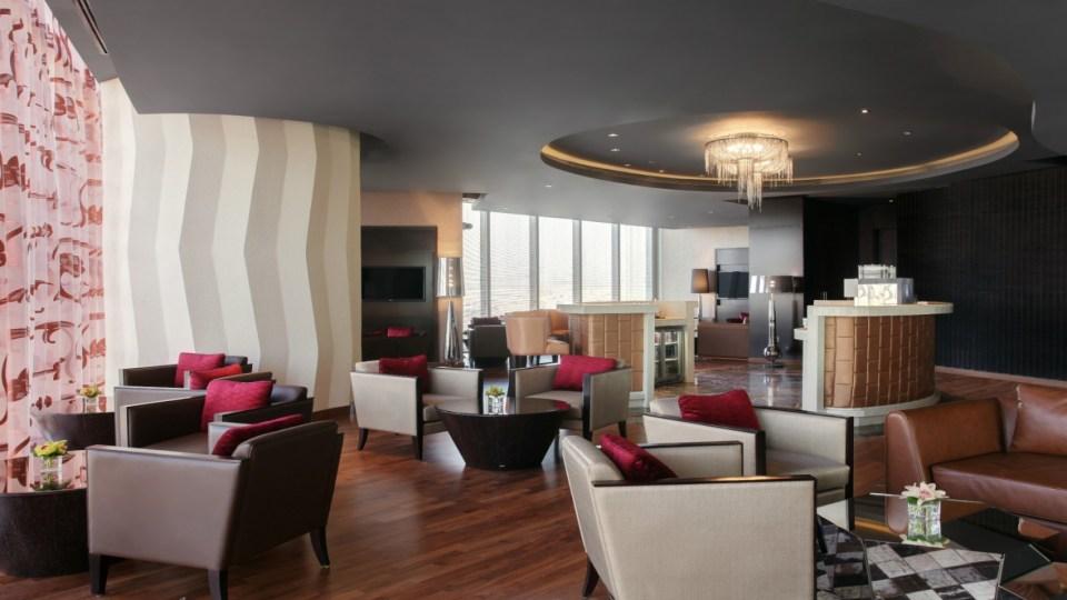 Burj Rafal Kempinski Riyadh Capitolio Lounge