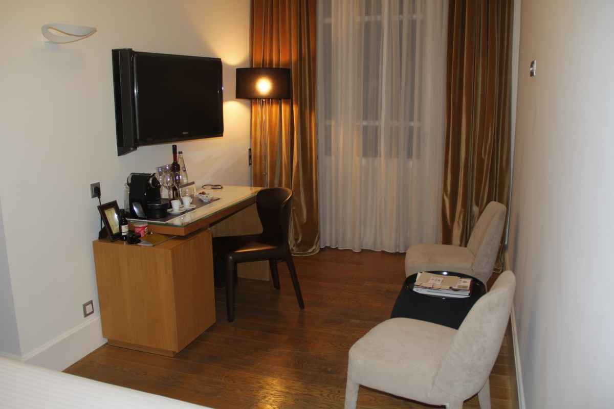 Deluxe Room The Excelsior Thessaloniki
