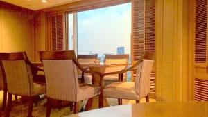 Conrad Bangkok Executive Lounge