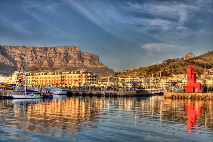 Cape Grace Cape Town Exterior