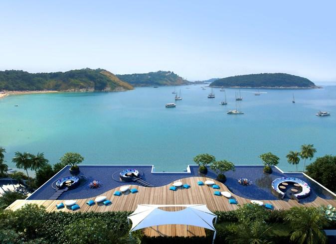 The Nai Harn Phuket Exterior