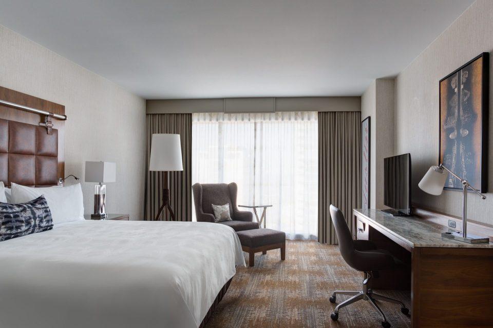 JW Marriott Austin Guest Room