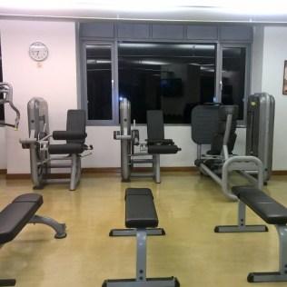 Conrad Bangkok Gym