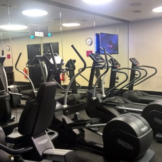 Crowne Plaza Berlin Potsdamer Platz Gym