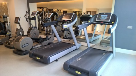 Hilton Rotterdam Gym