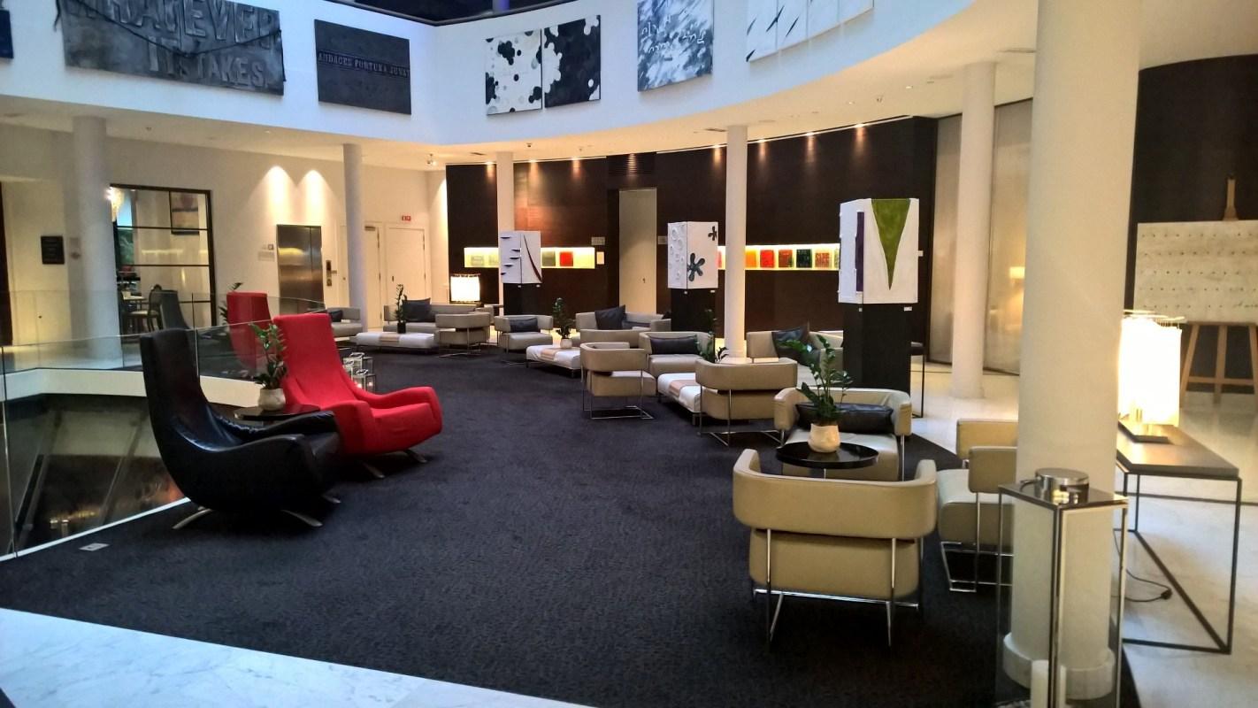 Sofitel Brussels Europe Lobby
