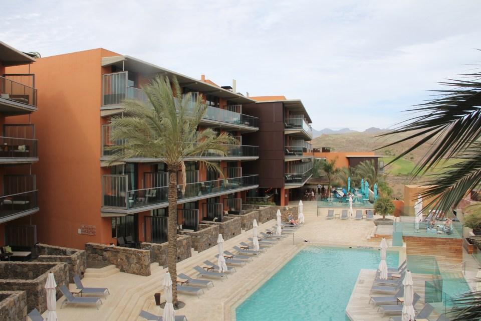 Pool Sheraton Gran Canaria