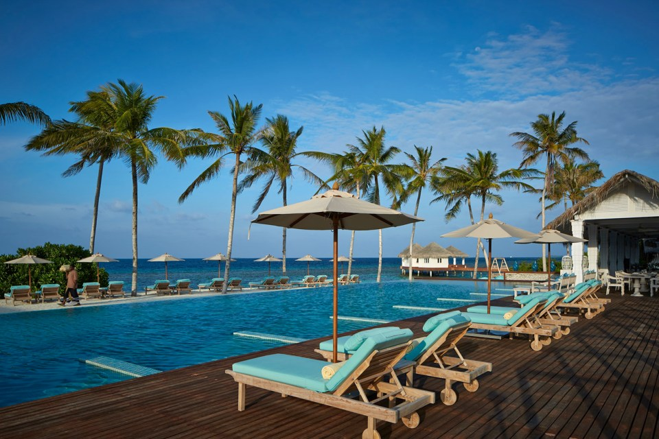 Loama Hotel Maldives Pool