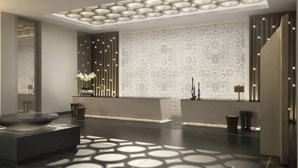Four Seasons Casablanca Reception