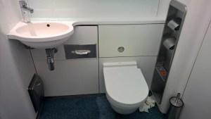 BA Galleries Lounge North London Heathrow Washrooms