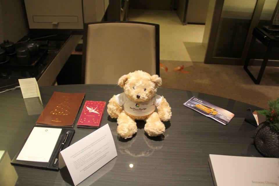 Okura Prestige Bangkok Welcome Treatment