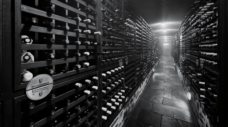 Cape Grace Cape Town Wine Cellar