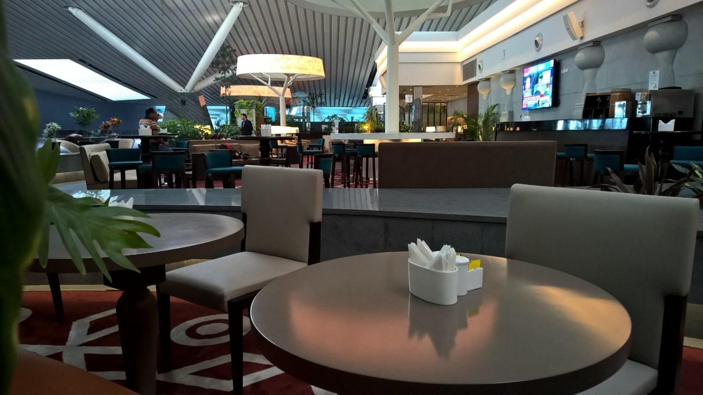 Seating Above Ground Levell Lounge Bengaluru