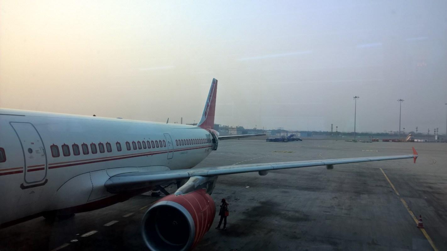 Air India A321
