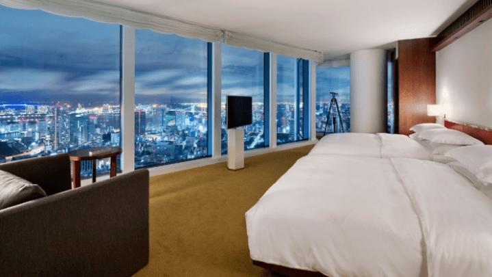 Andaz Tokyo Toranomon Hills Bay View Suite