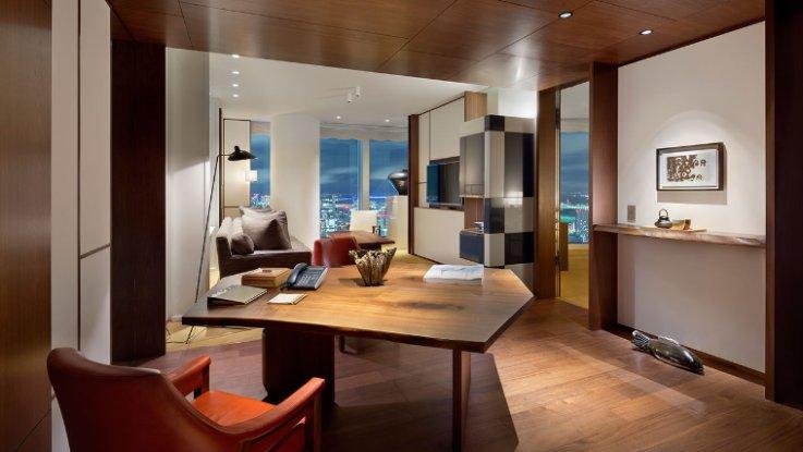 Andaz Tokyo Toranomon Hills Suite