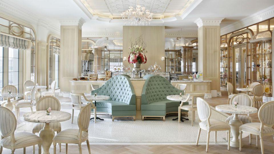 St. Regis Dubai Brasserie Quartier