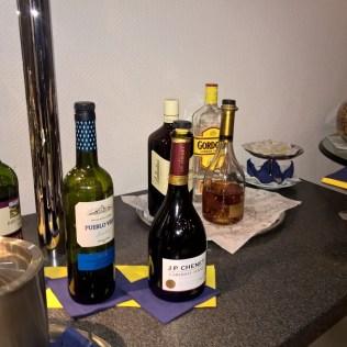 Hugo Junkers Lounge Berlin Buffet