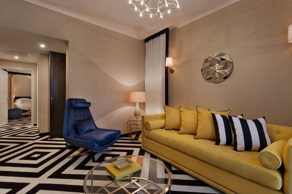Brown Beach House Tel Aviv Classic Suite