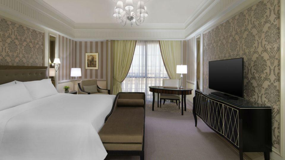 St. Regis Dubai Deluxe Room