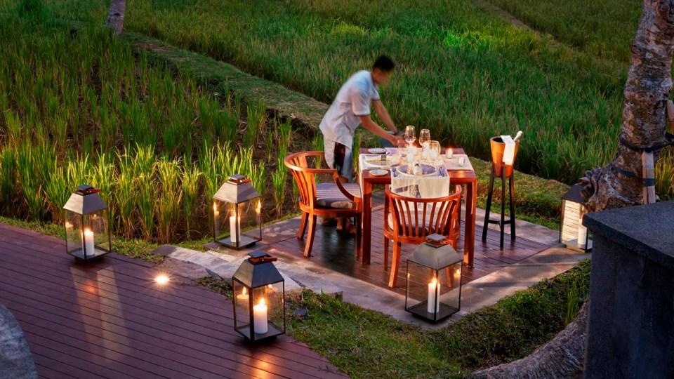 Mandapa Ritz-Carlton Dining