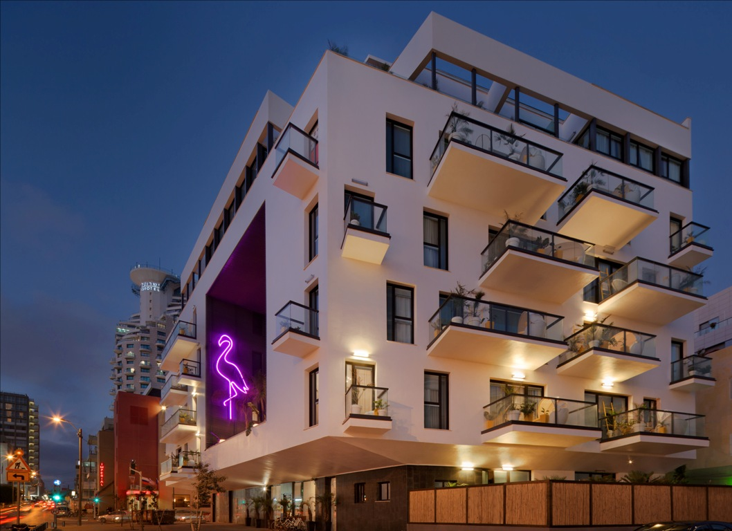 Brown Beach House Tel Aviv Exterior