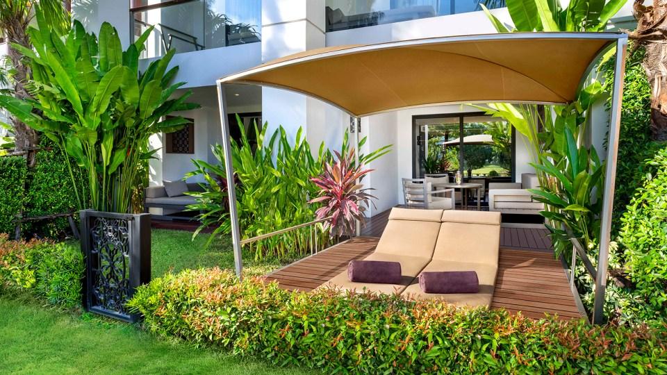 Le Méridien Suvarnabhumi Garden Access Room