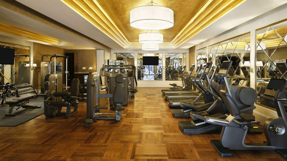 St. Regis Dubai Gym