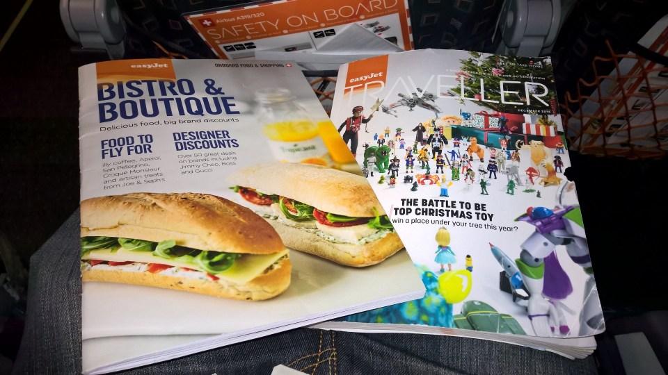 EasyJet Magazines